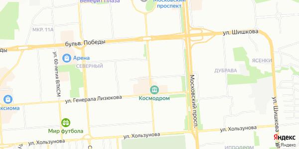 Маршала Жукова Улица в Воронеже