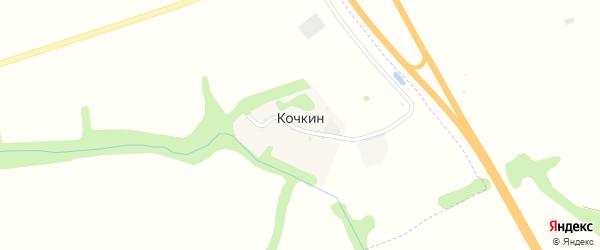 Дорога А/Д Подъезд к х. Кочкин на карте хутора Кочкин (Понежукайское с/п) с номерами домов