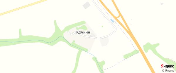 Улица Ленина на карте хутора Кочкин (Пчегатлукайское с/п) с номерами домов