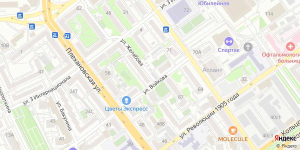 Желябова Улица в Воронеже