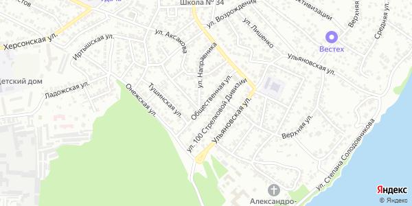 Общественная Улица в Воронеже