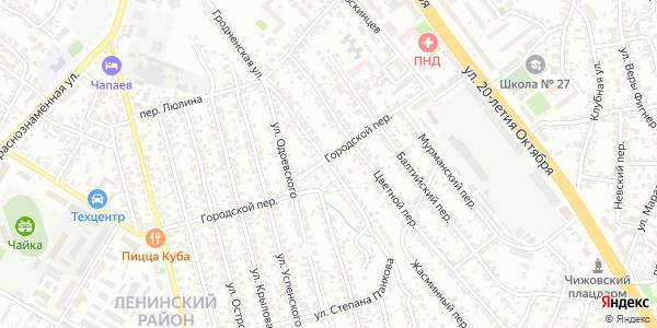 Народных ополченцев Улица в Воронеже