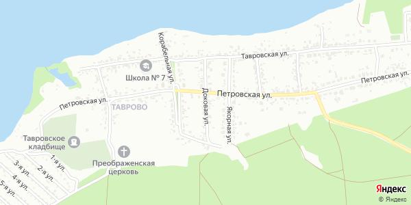 Доковая Улица в Воронеже