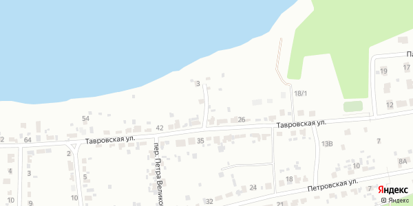 Ложбинный Переулок в Воронеже