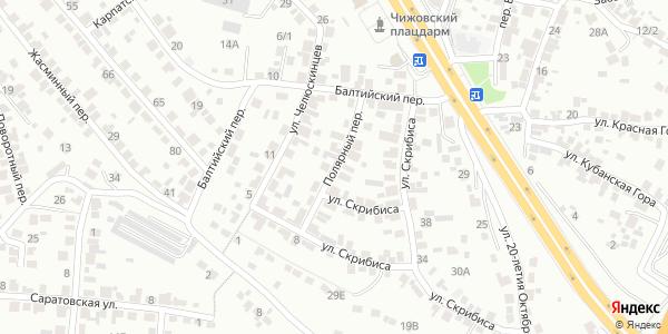 Полярный Переулок в Воронеже