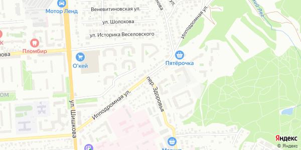Ипподромная Улица в Воронеже