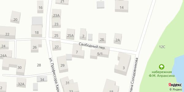 Свободный Переулок в Воронеже
