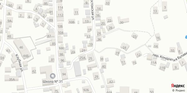 Белостокская Улица в Воронеже