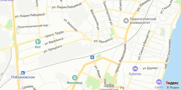 Свердлова Улица в Воронеже