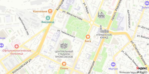 Чайковского Улица в Воронеже