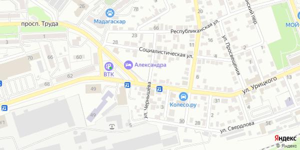 Чернышева Улица в Воронеже