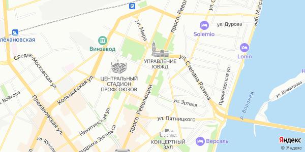 Революции Проспект в Воронеже