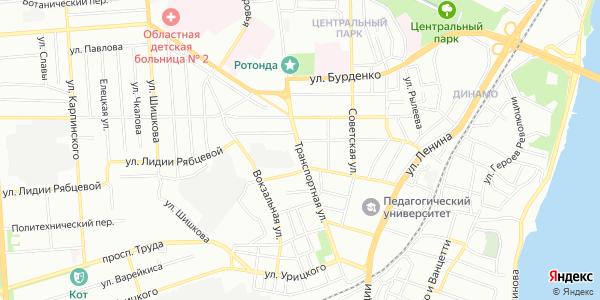 Транспортная Улица в Воронеже