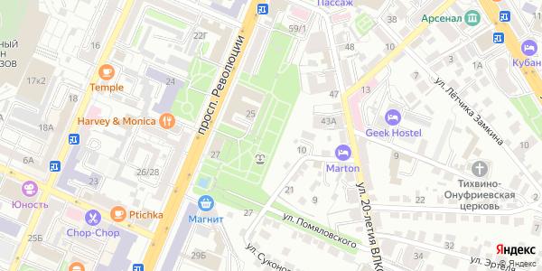 Победы Площадь в Воронеже