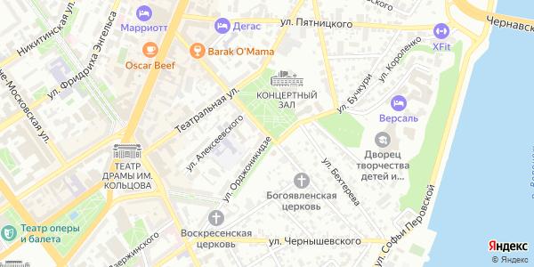 25 Октября Улица в Воронеже
