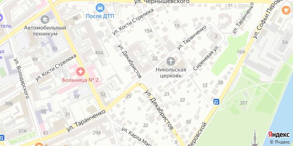 Таранченко Улица в Воронеже
