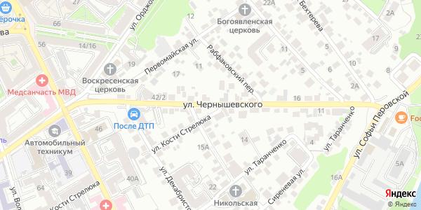 Чернышевского Улица в Воронеже