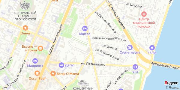 20-летия ВЛКСМ Улица в Воронеже