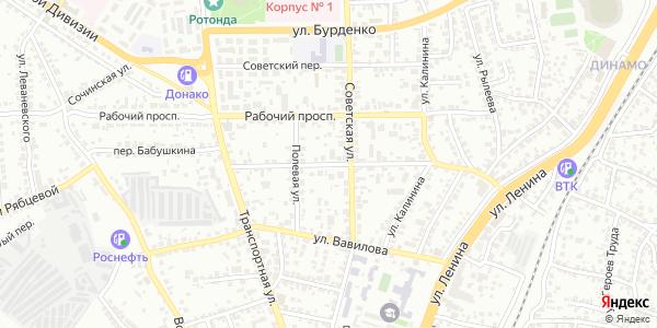 Лейтенанта Бовкун Улица в Воронеже
