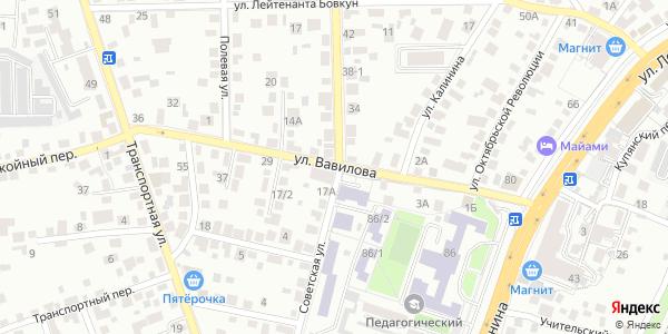 Вавилова Улица в Воронеже