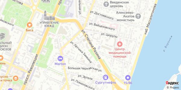 Степана Разина Улица в Воронеже