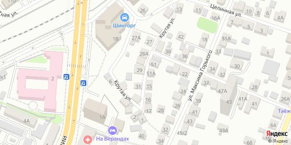 Крутая Улица в Воронеже