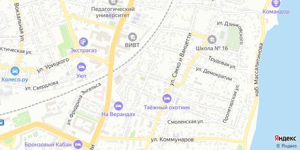 Целинная Улица в Воронеже