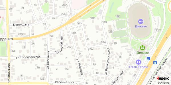 Рабочего класса Улица в Воронеже