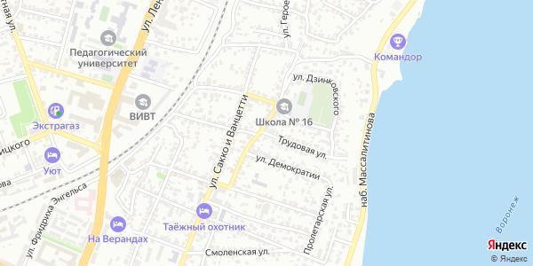 Трудовая Улица в Воронеже