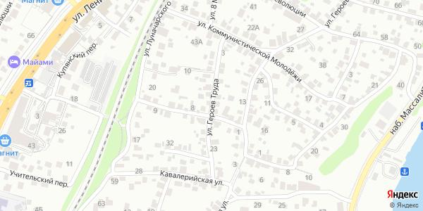 Героев Труда Улица в Воронеже