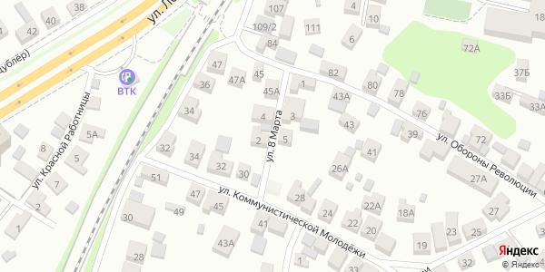 8 Марта Улица в Воронеже