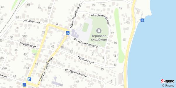 Дзинковского Улица в Воронеже