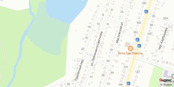 Подлесный Переулок в Воронеже