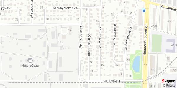Вологодская Улица в Воронеже