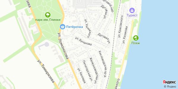 Бунакова Улица в Воронеже
