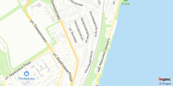 Железноводская Улица в Воронеже