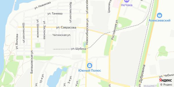 Новосибирская Улица в Воронеже