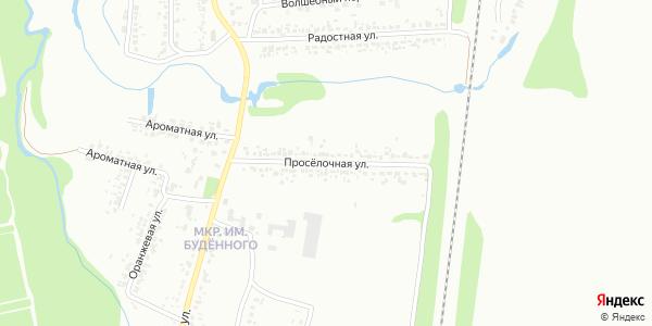 Проселочная Улица в Воронеже
