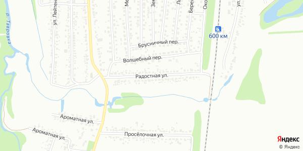 Радостная Улица в Воронеже