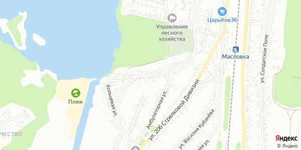 Кольцевая Улица в Воронеже