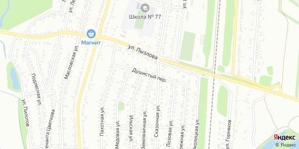 Душистый Переулок в Воронеже