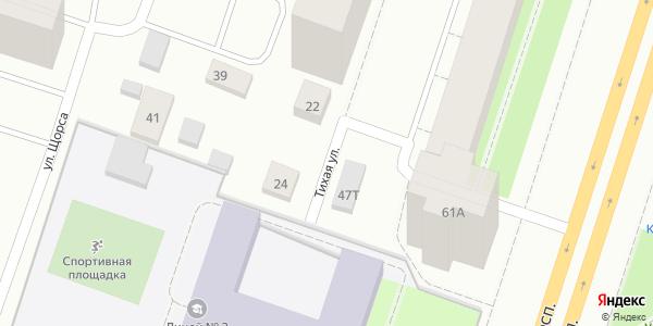 Тихая Улица в Воронеже