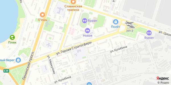 Героев Стратосферы Улица в Воронеже