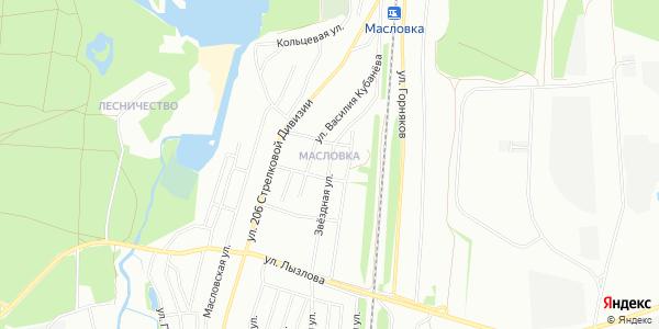 Звездная Улица в Воронеже