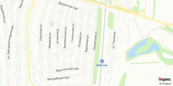 Бережная Улица в Воронеже