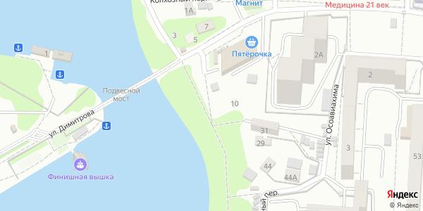 Саперная Улица в Воронеже