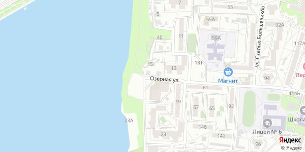 Озерная Улица в Воронеже