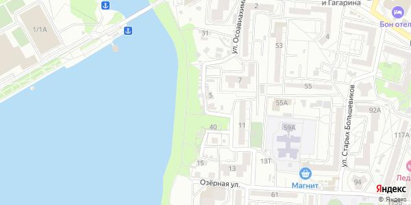 Набережный Переулок в Воронеже