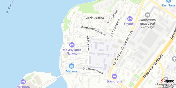 Ильича Улица в Воронеже