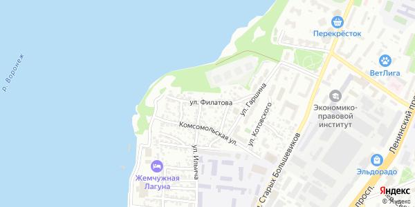 Филатова Улица в Воронеже